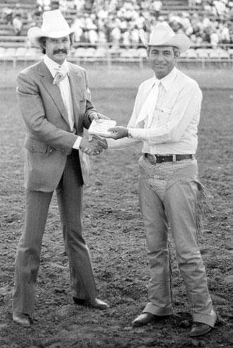 Bob Tallman's 1st Rodeo